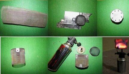 Сборка сетчатого цилиндра