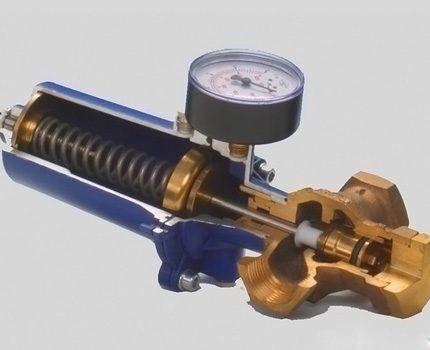 Контроллеры давления воды