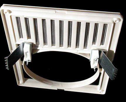 Настенные решетки для вентиляции