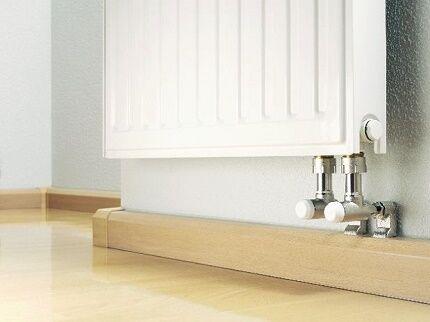 Как устроена лучевая система отопления: схемы и варианты разводки