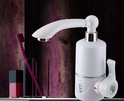 Разновидность проточных водонагревателей
