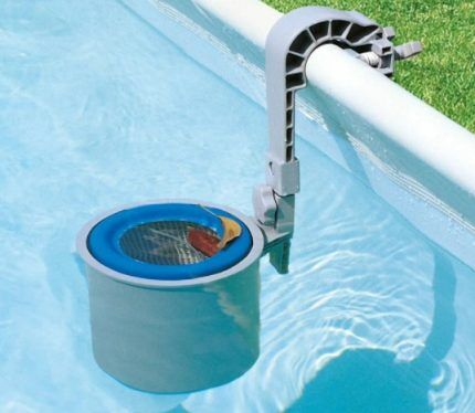 Стример для бассейна