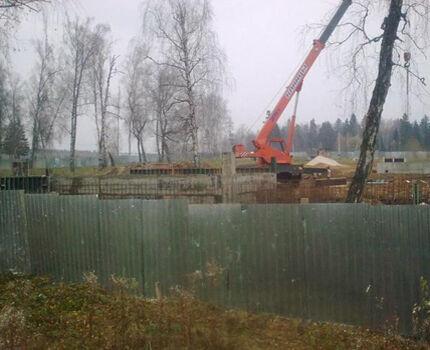 Захват земли в зоне санитарной охраны