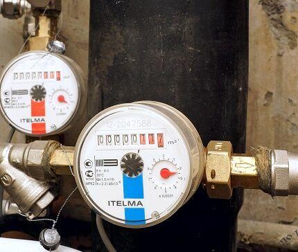 Как по правилам производится установка счетчиков воды