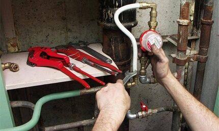Как подготовить место для установки водосчетчика