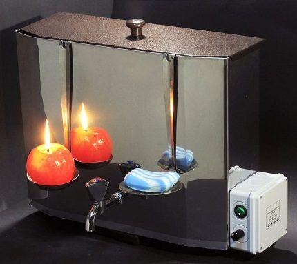 Безнапорный водонагреватель