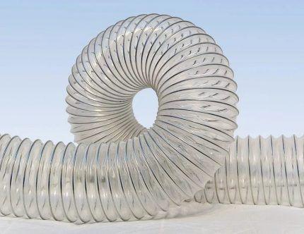 Труба из армированного полиуретана