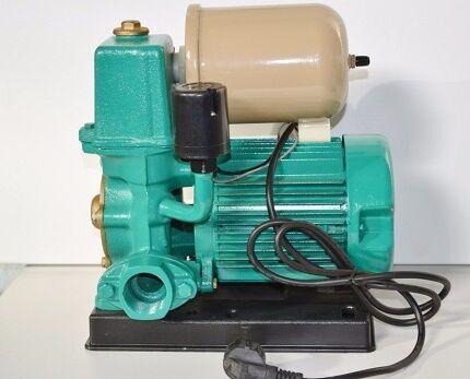 Насос для повышения давления в водопроводе Wilo PB-401SEA