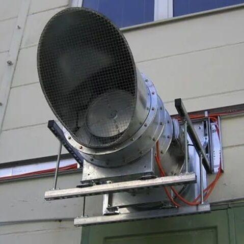 Дымоудаление и система противодымной вентиляции