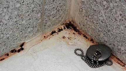 Плохая вентиляция в ванной