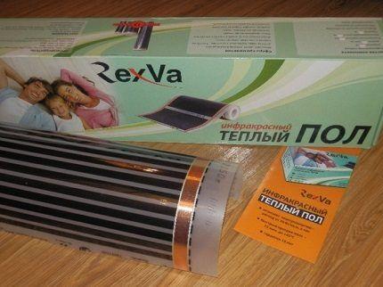 ИК-пленка Rexva