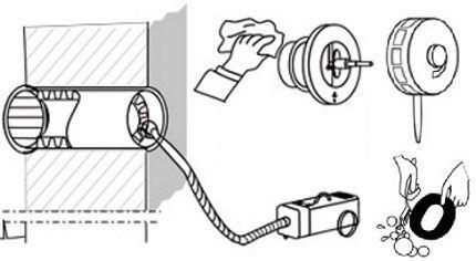 Приточный вентиляционный клапан в стену: особенности обустройства