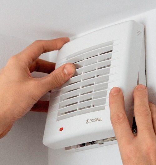 Как выбрать и установить вентилятор в ванную   как подключить вентилятор к выключателю