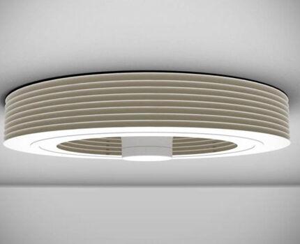 Потолочный вариант безлопастного вентилятоа