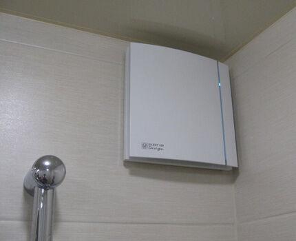 Вентилятор с защитой от влаги