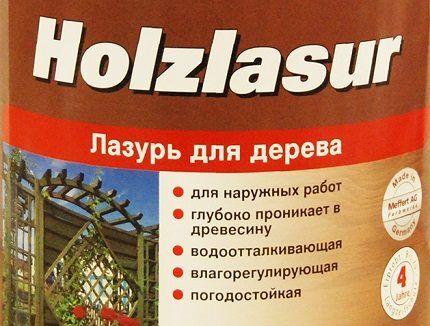 Dufa-Holzlasur
