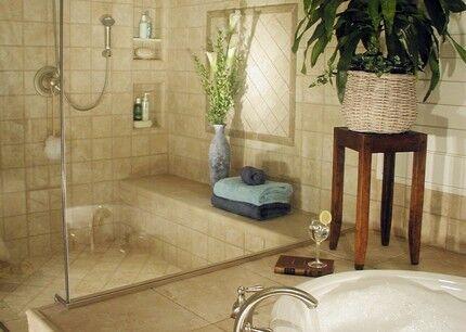 Свежесть чистой ванны