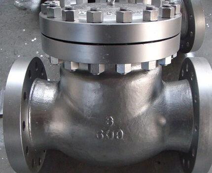 Клапаны, изготовленные из металла