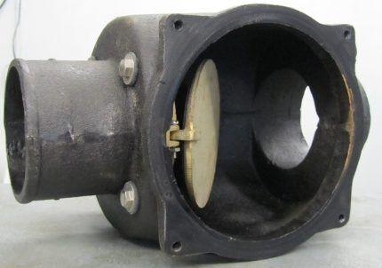Стальной запорный клапан