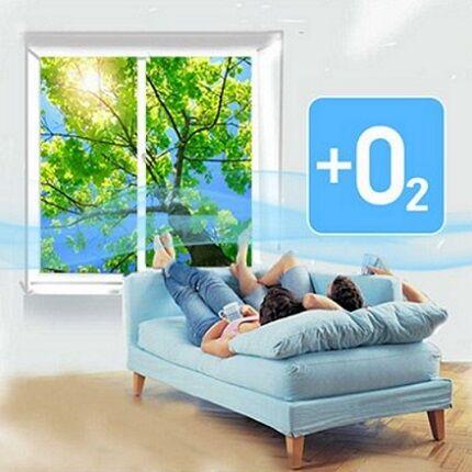 Как обеспечить приток воздуха в частном доме