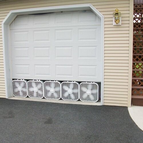 Как сделать вентиляцию в гараже своими руками