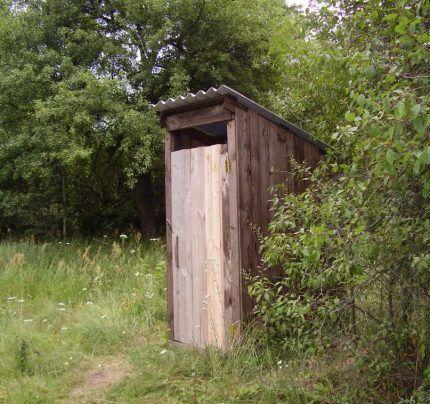 Дачный туалет своими руками. Как сделать туалет на даче - инструкция