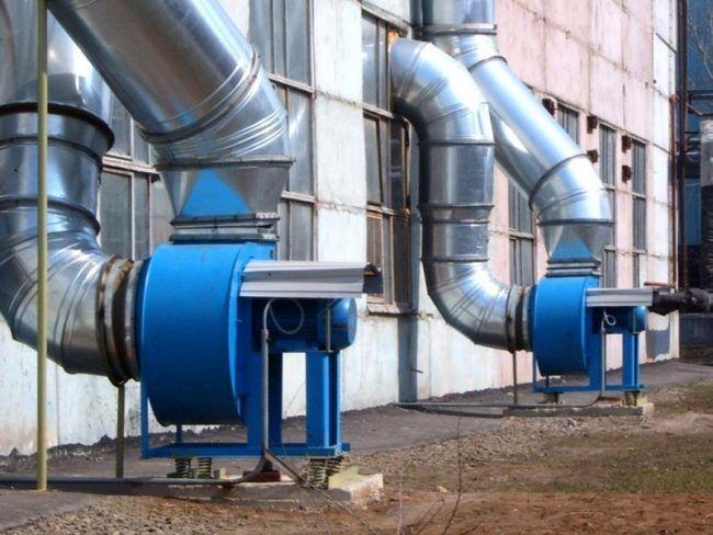 Приточно-вытяжная вентиляция принцип работы и правила сооружения