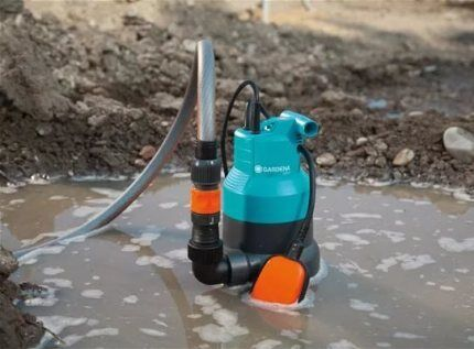 Бытовой насос для откачки канализации — простые правила выбора
