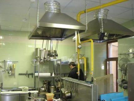 Правила организации системы вентиляции