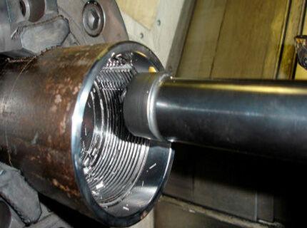 Нарезка резьбы на токарном станке