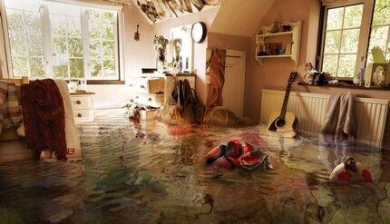 Вашу квартиру затопили