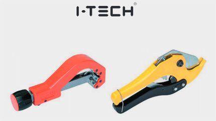Резаки пластиковых труб I -TECH