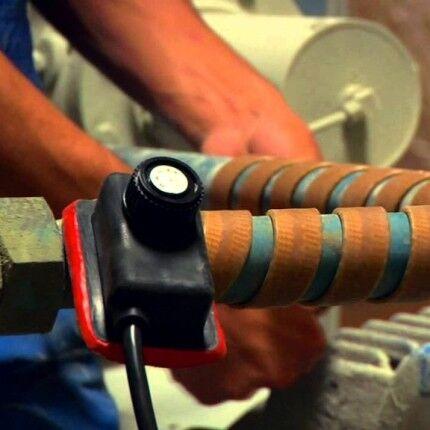 Как проверить греющий кабель в трубе
