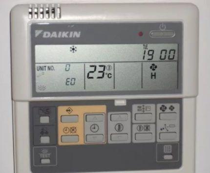 Устройство управления системой охлаждения воздуха