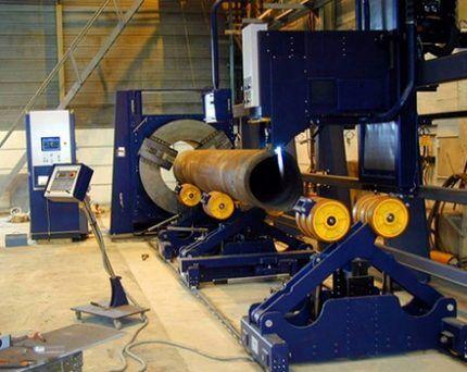 Лазерный станок для резки труб