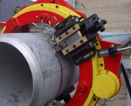 Труборез для металлопластиковых труб: преимущества и недостатки разных видов   пример работы