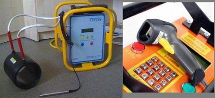 Сканер для сварочного аппарата