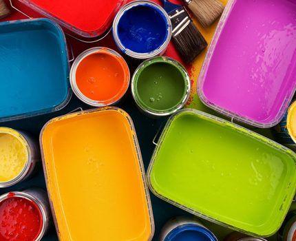 Краски для трубы в туалете