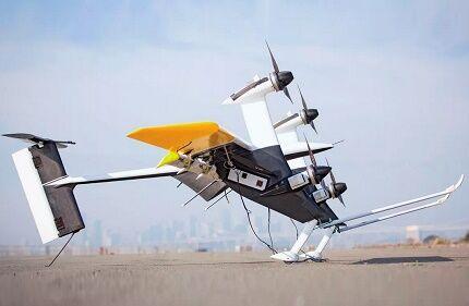 Модель ветрогенератора без установки на мачту