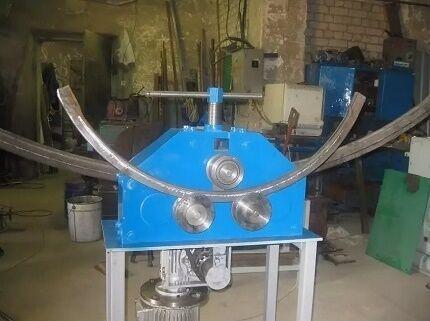 Станок для гибки алюминиевых и медных труб