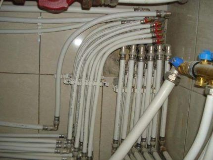 Теплопроводность металлопластика