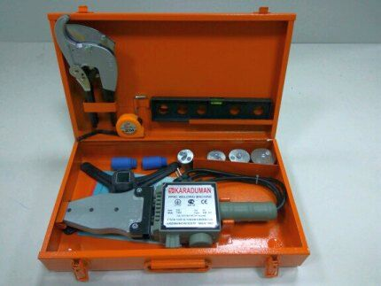 Оборудование для сварки полипропиленовых труб: основные виды и критерии выбора
