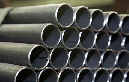 Электросварные прямошовные стальные трубы