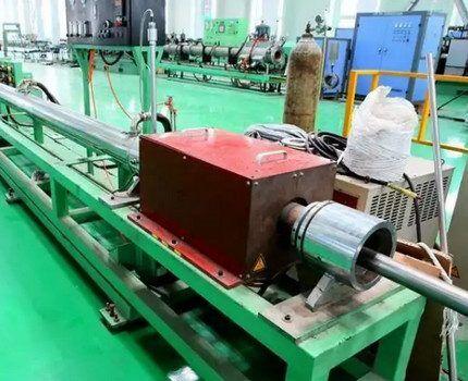 Использование горячедеформированных тонкостенных труб