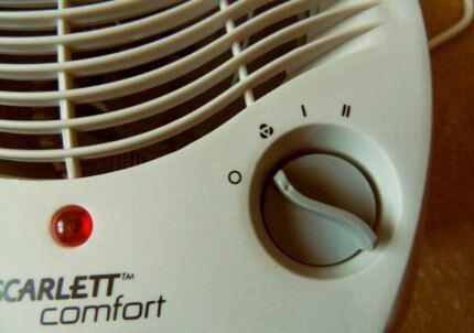 Регулировка мощности нагрева