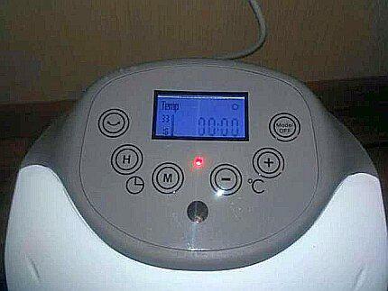 Тепловентилятор с дисплеем