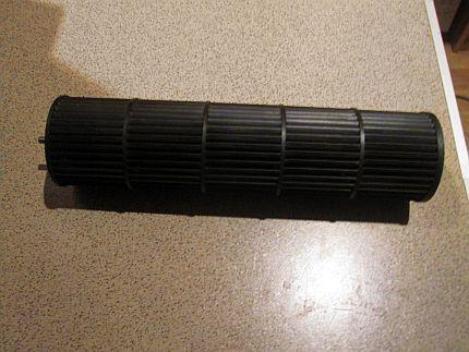 Тангенциальный цилиндрический вентилятор