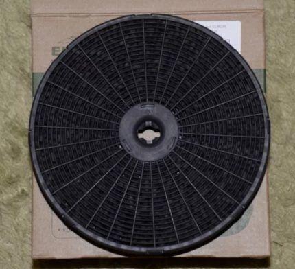 В кассетном фильтре можно заменить наполнитель