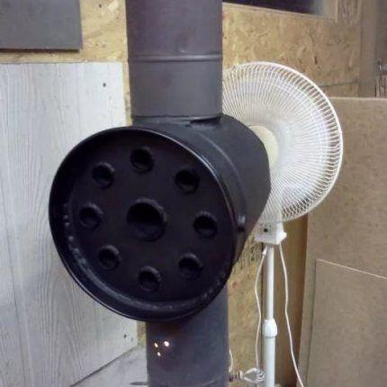 Особенности экономайзера для дымохода