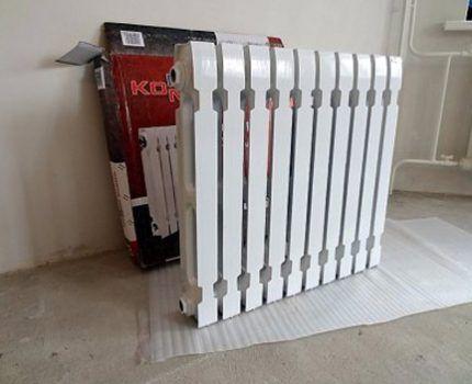 Радиатор Konner Modern